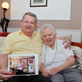 Marido recria casa antiga para mulher com Alzheimer 1