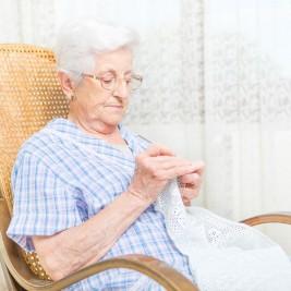 A prática do crochê e a prevenção do Alzheimer